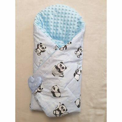 Minky jastuk za bebe