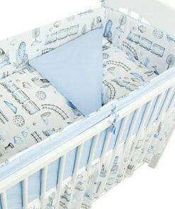5-djelni set posteljine za bebe