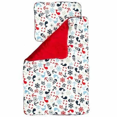 Minky jastuk i deka za kolica