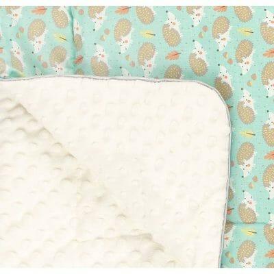 Minky deka za bebe