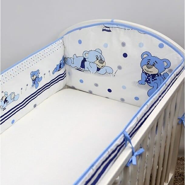 ogradica za krevetic marzyciel 360 plava ma desire 02 1